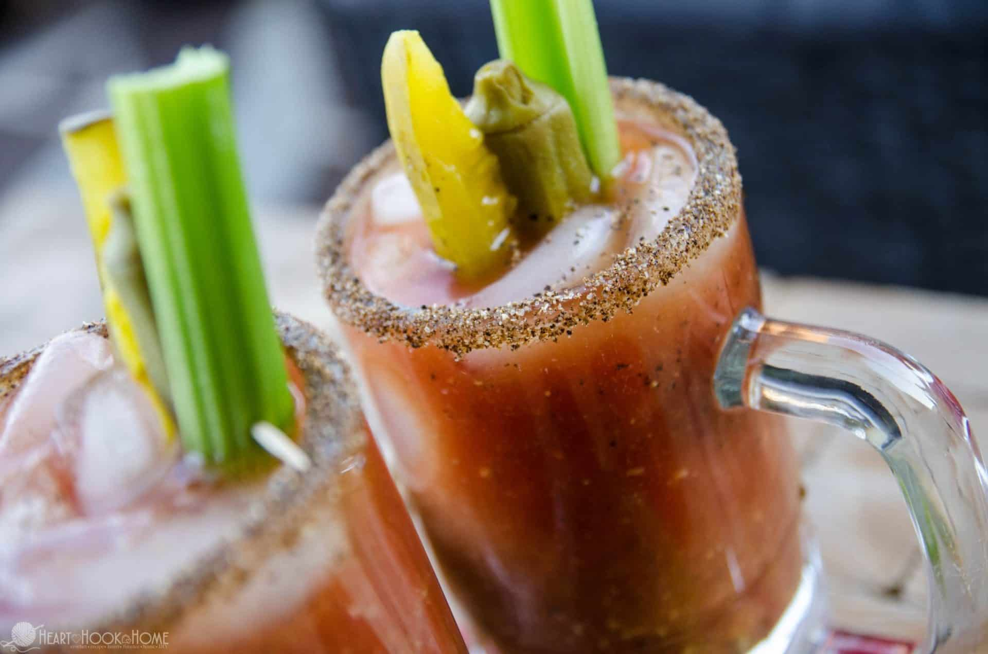 The Best Make-Ahead Bloody Mary Mix Ever