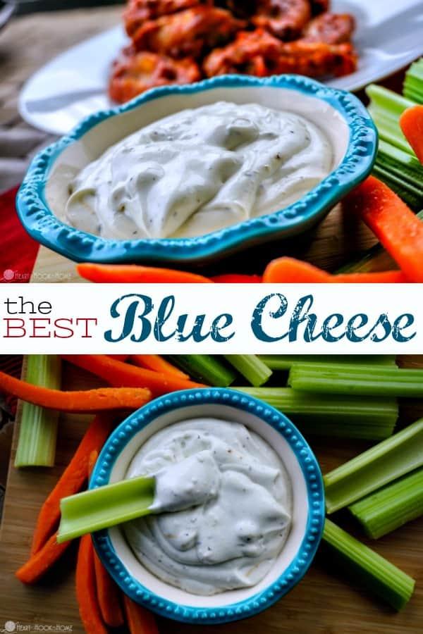 The Best Roquefort Blue Cheese Recipe
