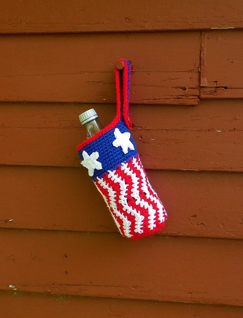 12 Fast And Fun Patriotic Crochet Patterns For 4th Of July