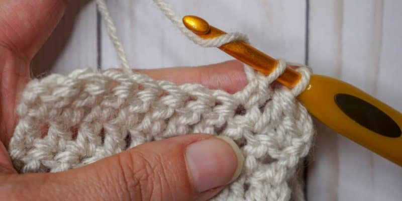 DC2TOG: How to Double Crochet Two Together