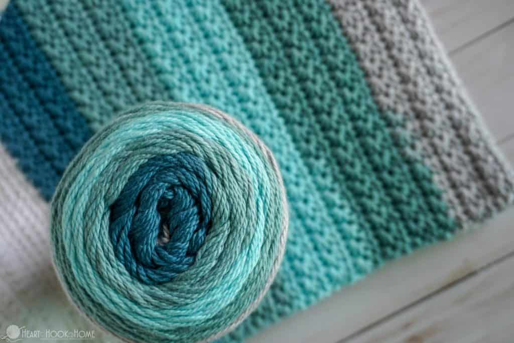 Cotton Cake Yarn Comparison: Caron Cotton vs Sugarwheel Cotton