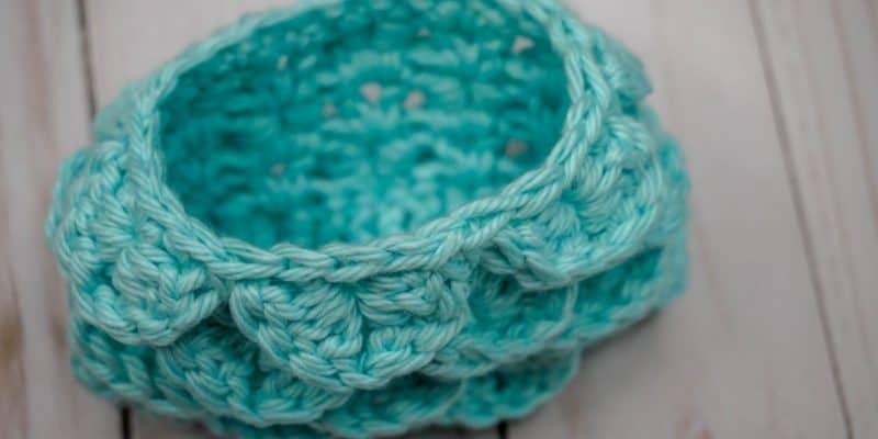 Dragon Tears Coin Purse Crochet Along: Part ONE