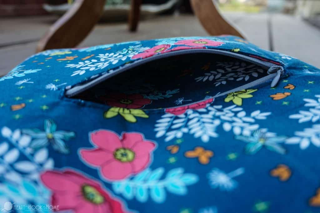 Foldover Crossbody Purse Free Crochet Pattern