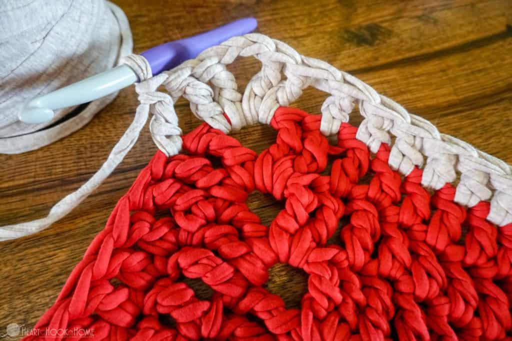 Crocheted Target Practice