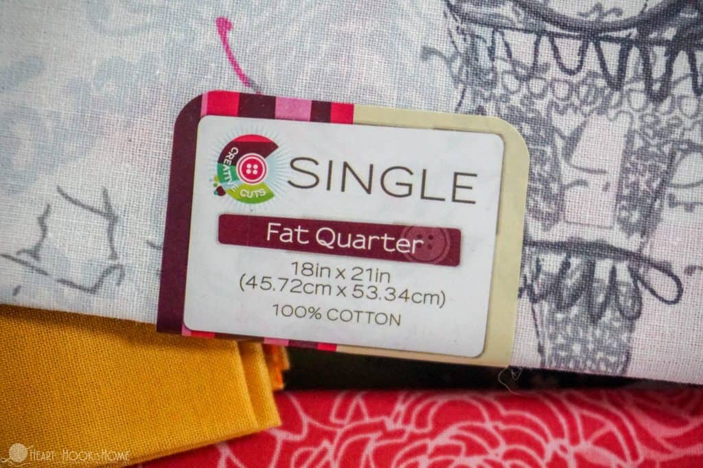 What can you make with fat quarters