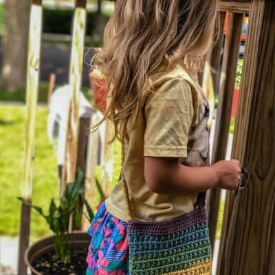 Child Size Purse: Free Crochet Pattern