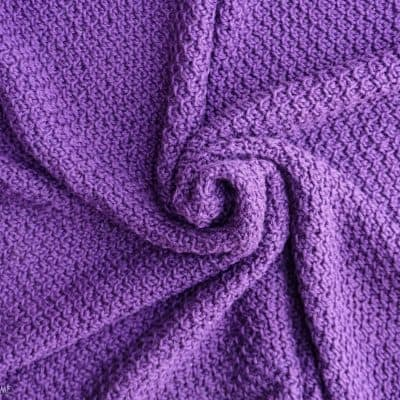 Juliet's Baby Blanket: Baby Blanket (or Nursing Cover) Crochet Pattern