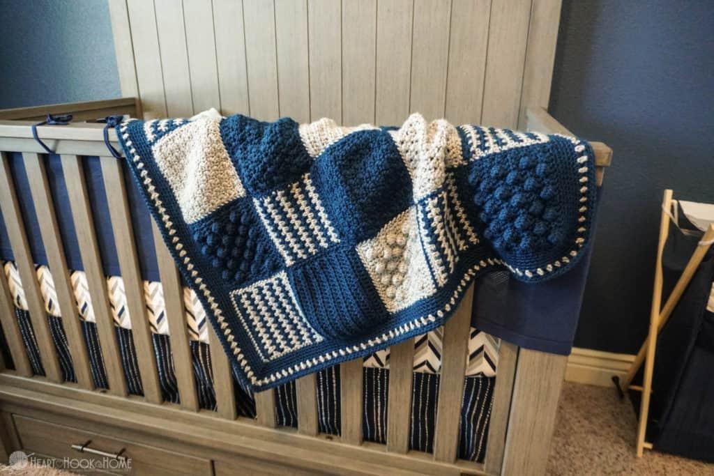 Creighton's Blanket: Free Crochet Pattern