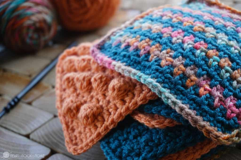 Stitch Sampler Crochet pattern