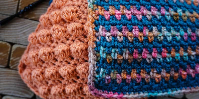 How to Crochet the Bobble Stitch: Written and Video Tutorial