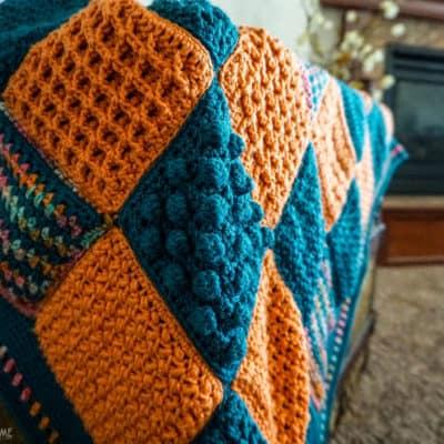 Creighton's Blanket Pattern: Part TWO