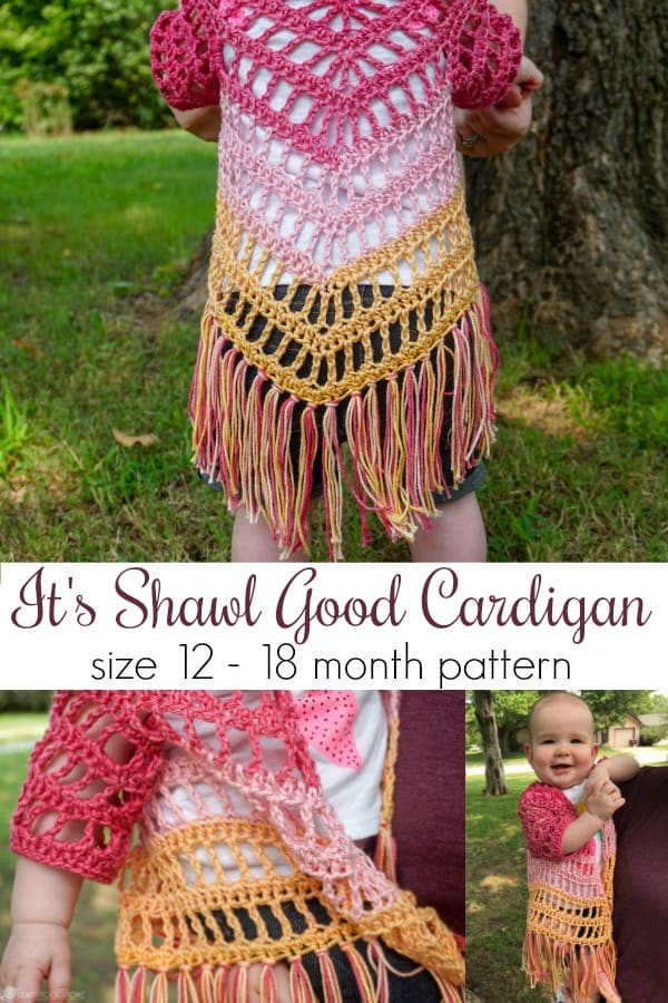 12 - 18 month its shawl good