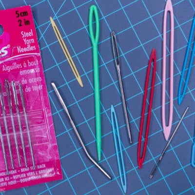 Tapestry Needles Explained: Yarn Needles for Beginners