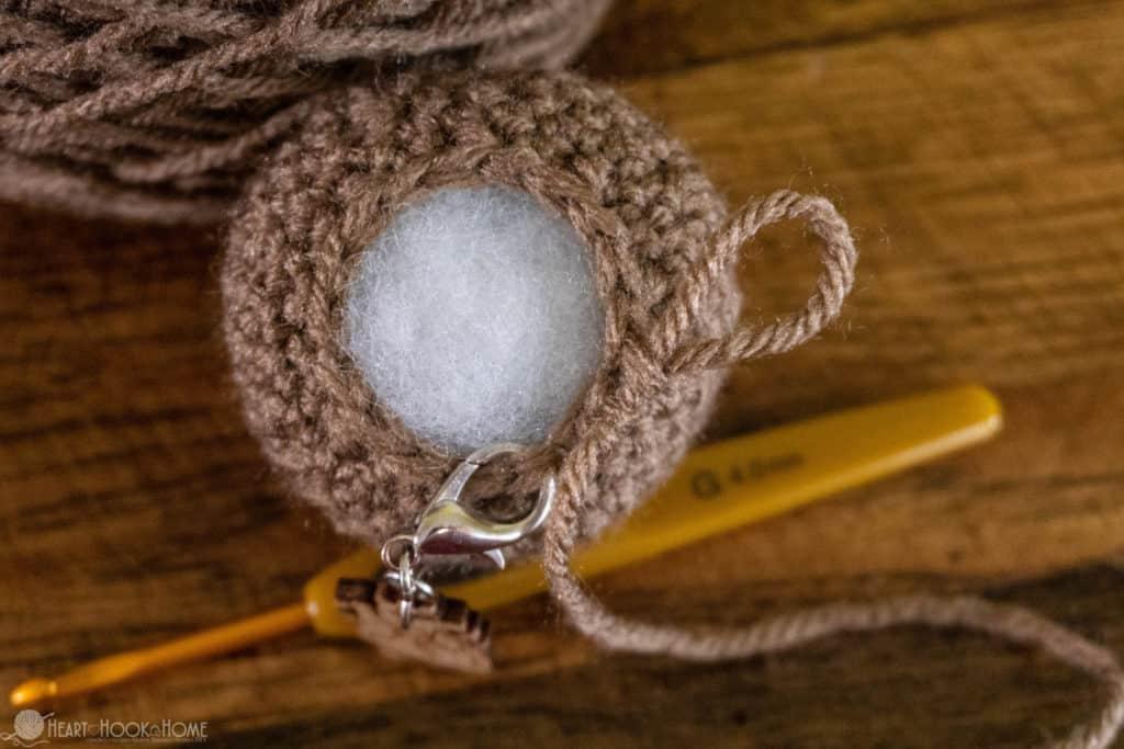 Sloth crochet
