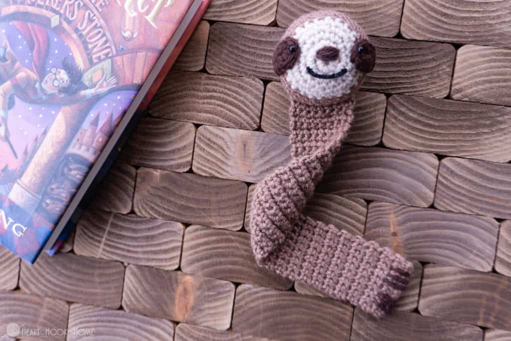 sloth crochet pattern