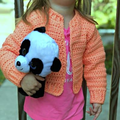 Bomber Cardi for Kids (size 2/3T)