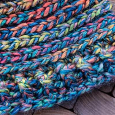 The Cameron Beanie: Child Size Beanie Crochet Pattern