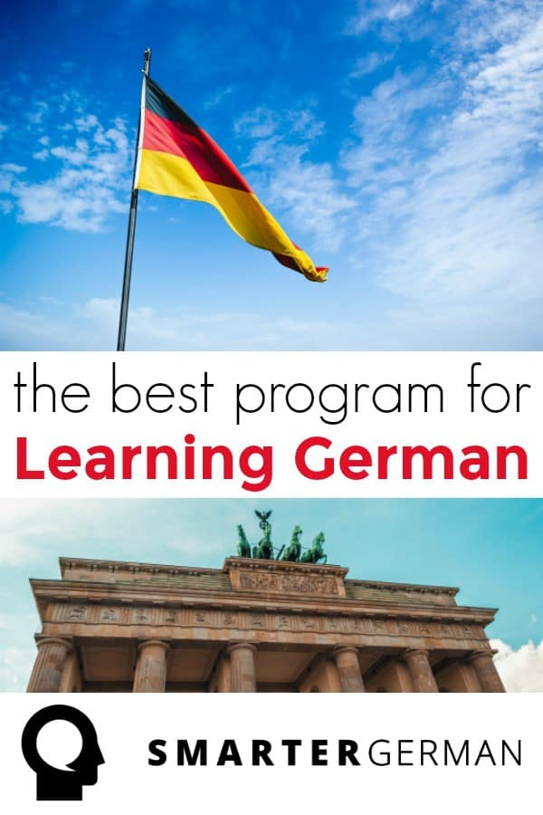 The Best program for learning german