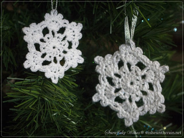 Fast and free snowflake pattern