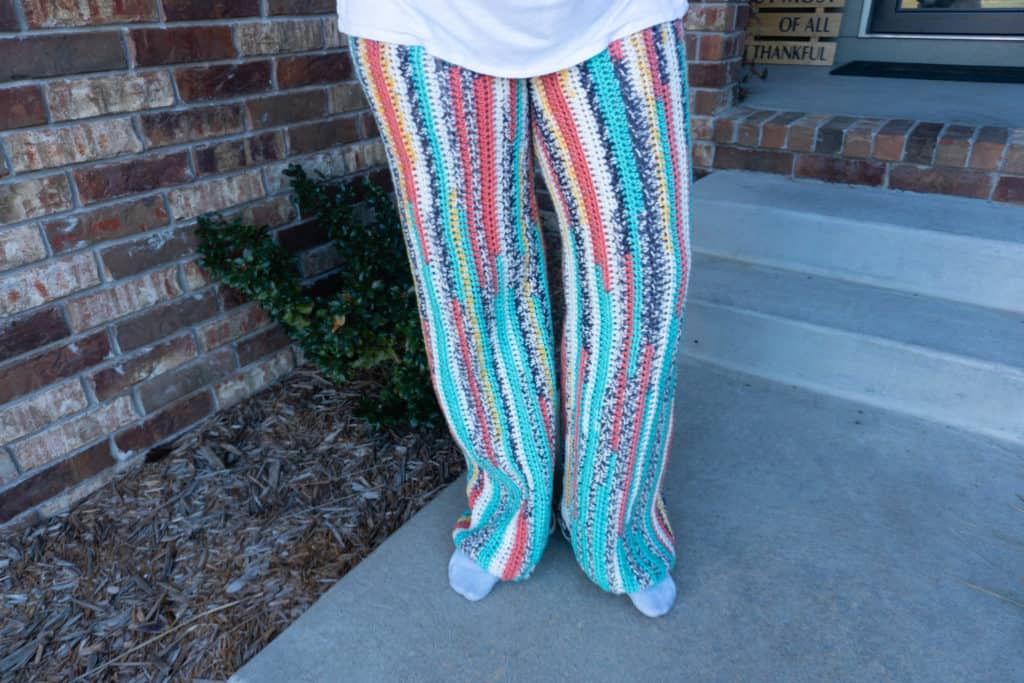 Not Your Granny's Pajamas crochet pattern