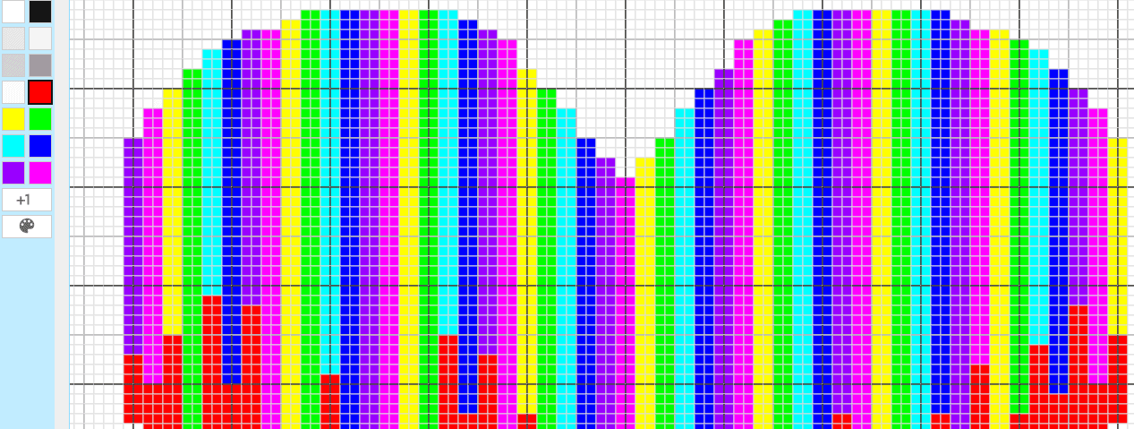 How To Make Crochet Graphs