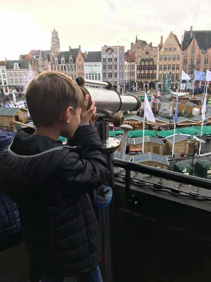 European family vacation