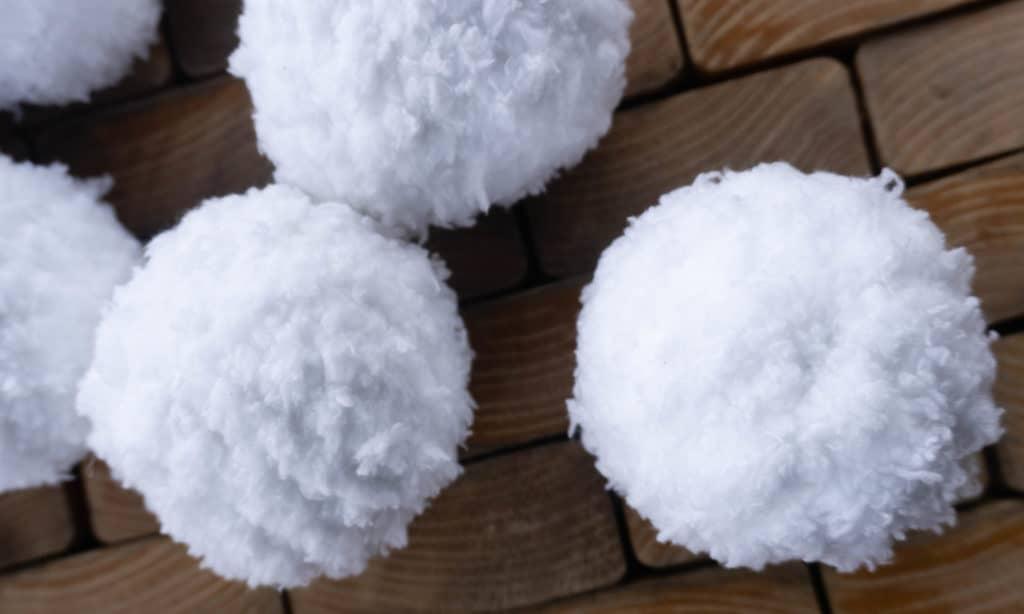 Crochet snowball free pattern