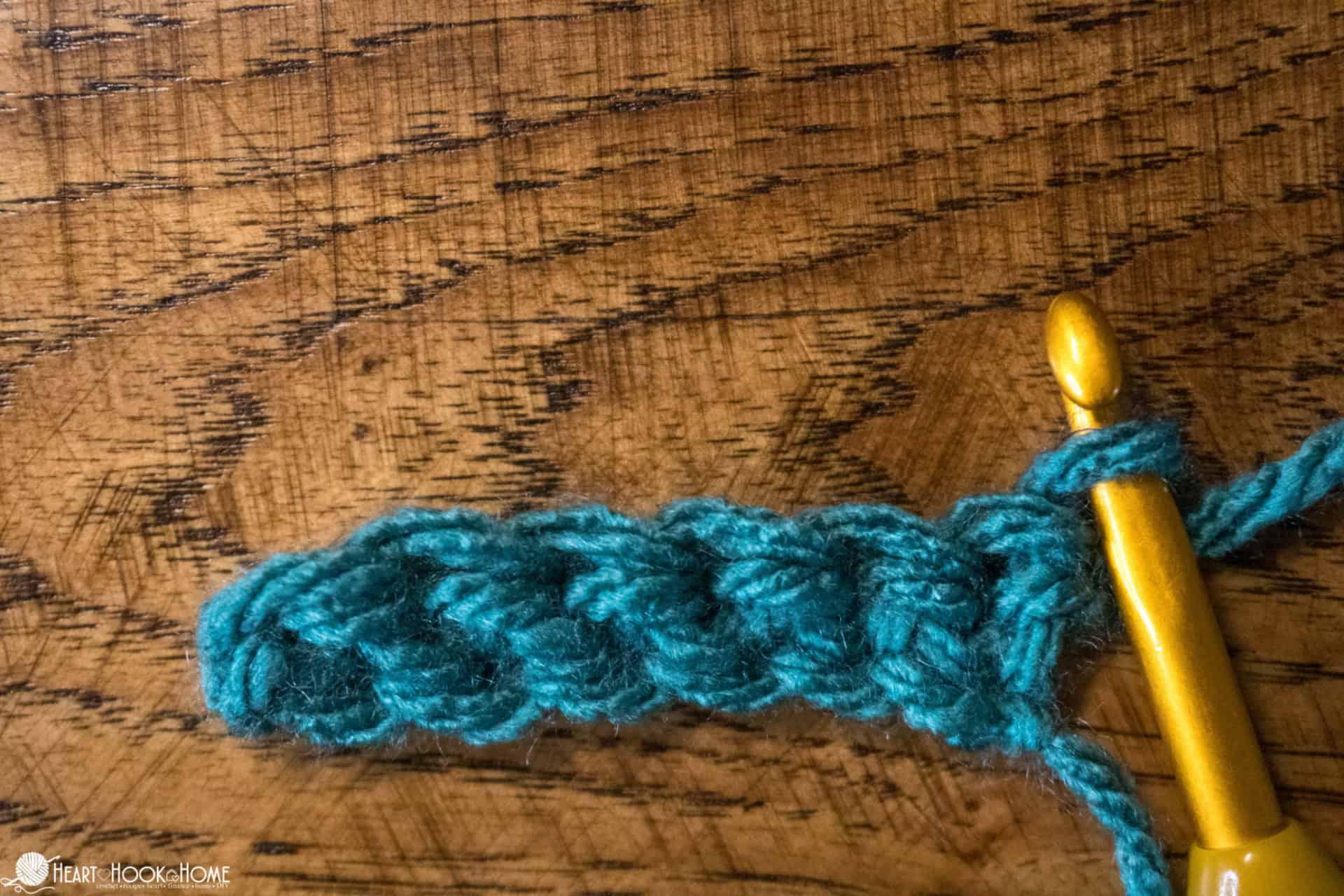 Waistcoat stitch tutorial