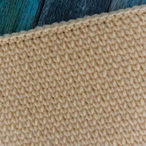 waistcoat crochet stitch tutorial