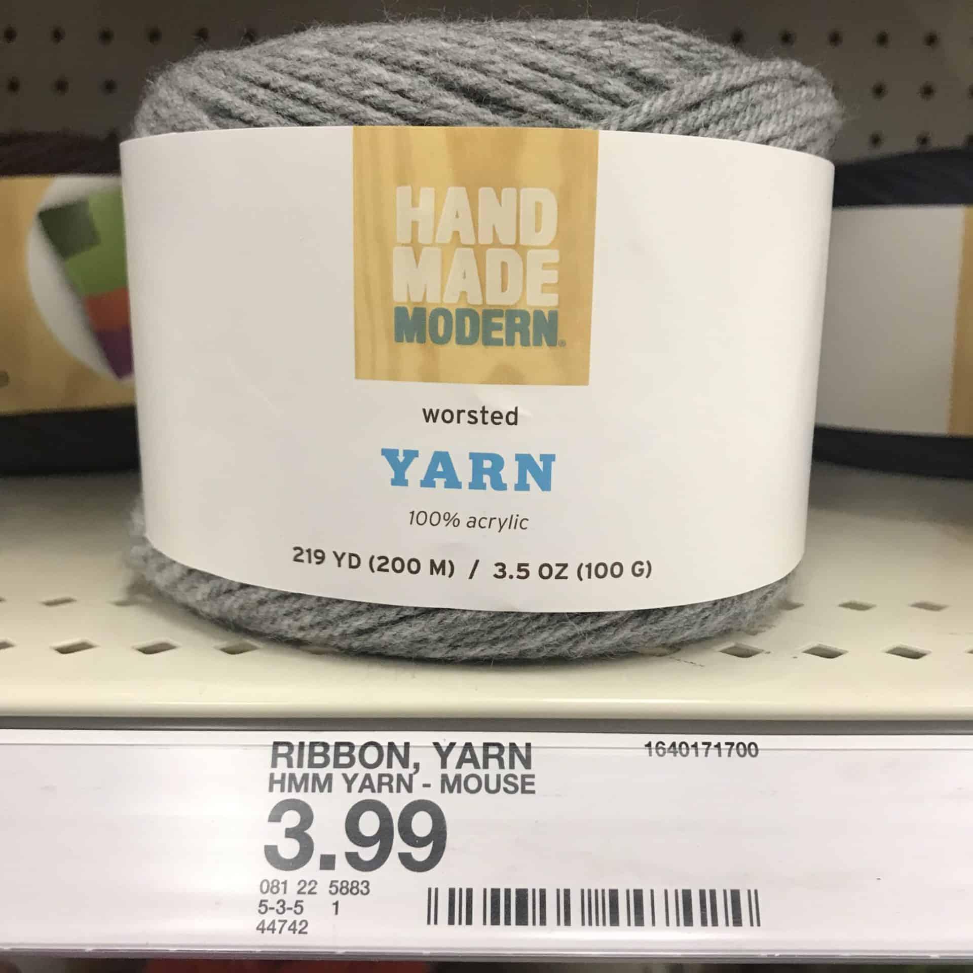 Target's yarn