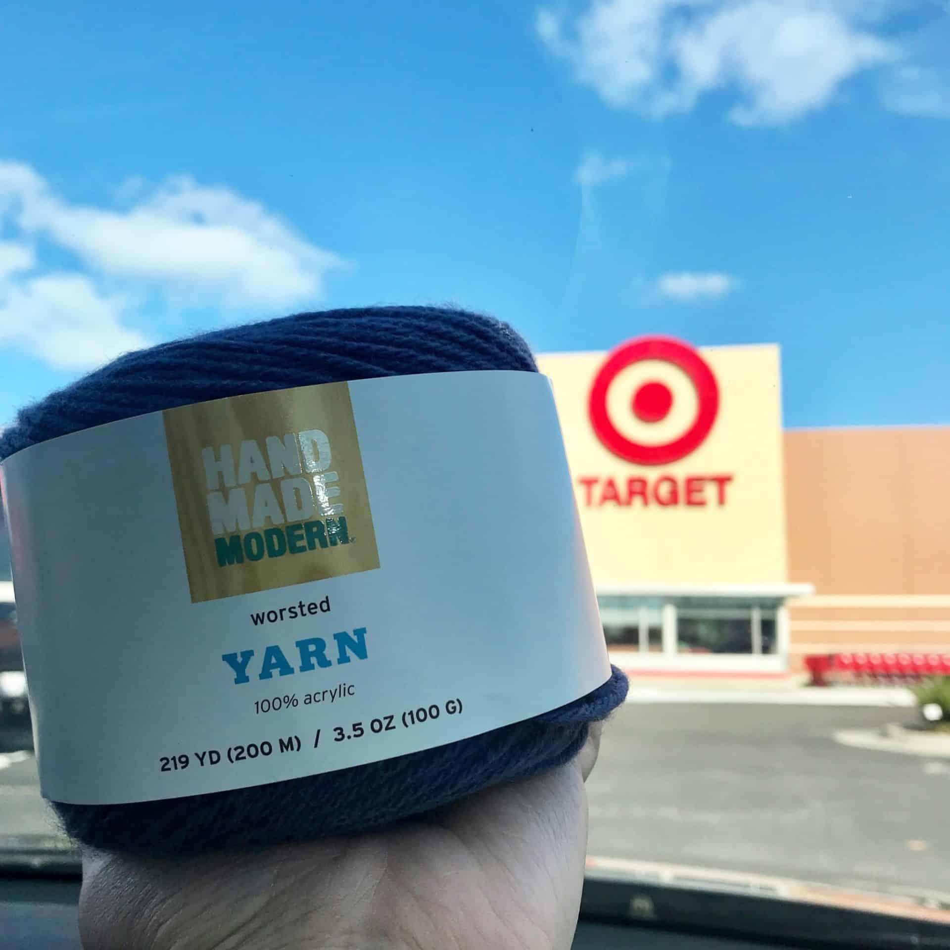 Target Hand Made Modern Yarn