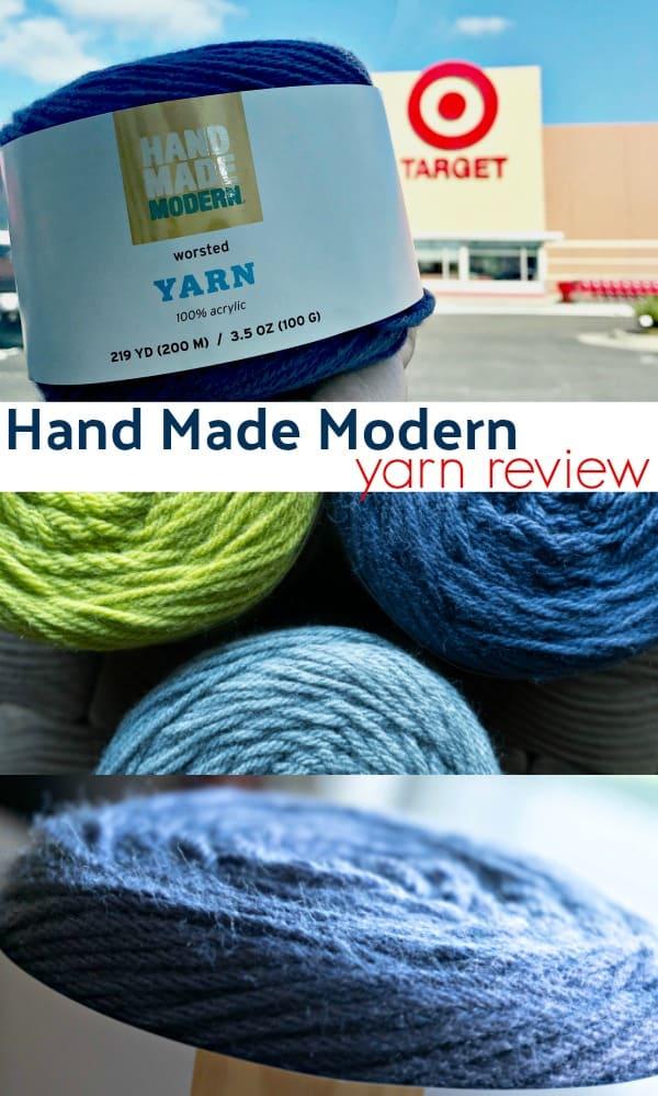 Hand Made Modern Yarn Review