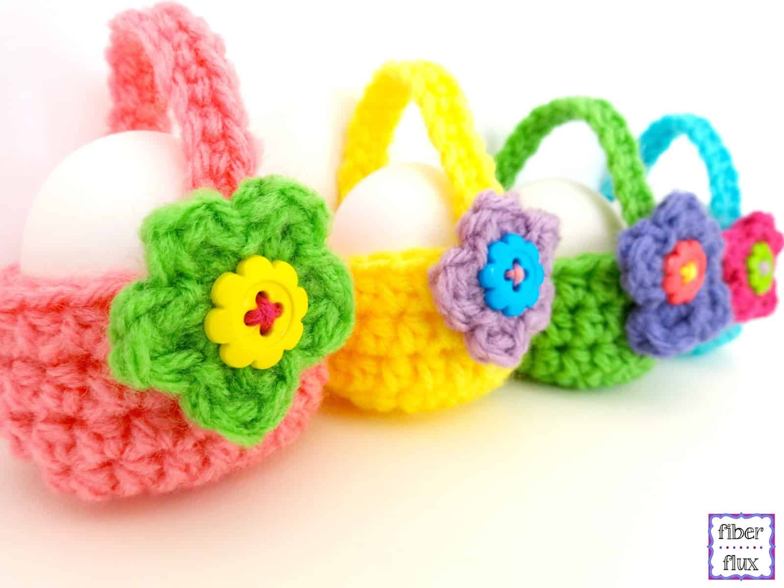 Fun & Free Mini Easter Baskets