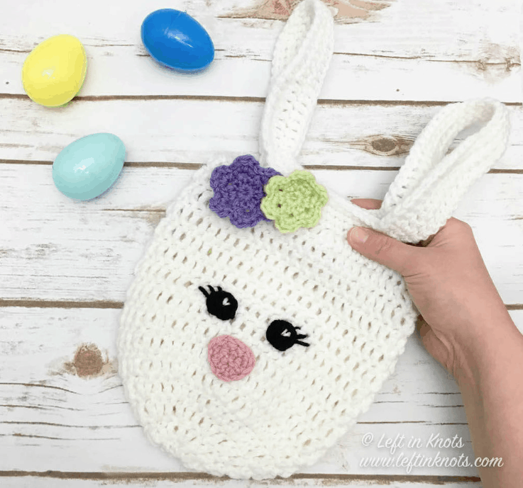 Bunny Bag Crochet Pattern