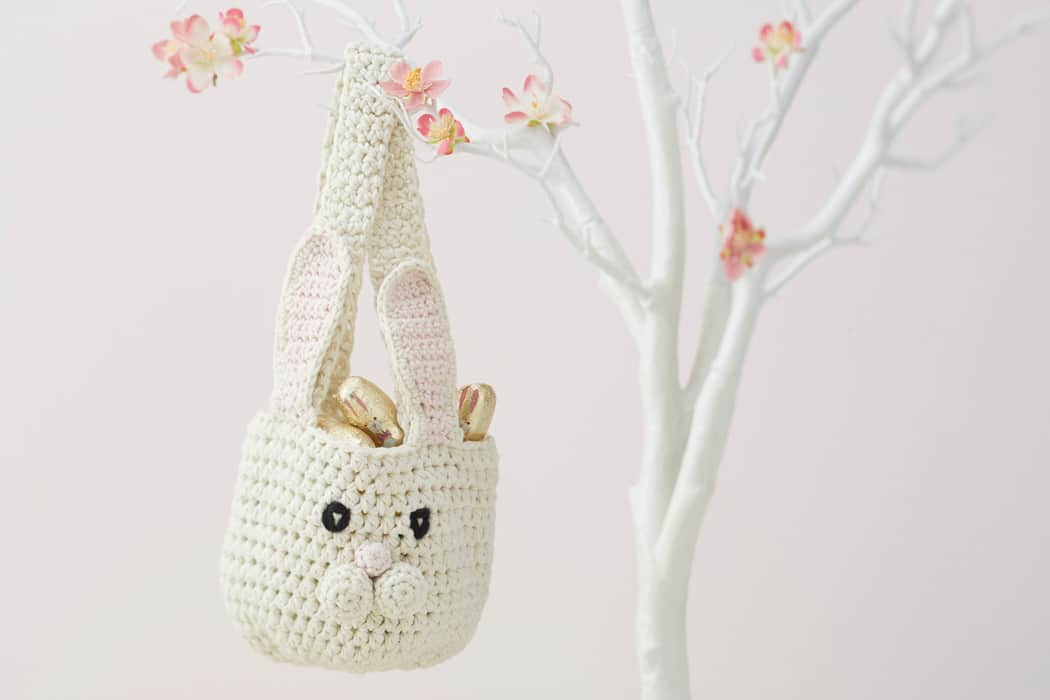 Adorable Easter basket patterns