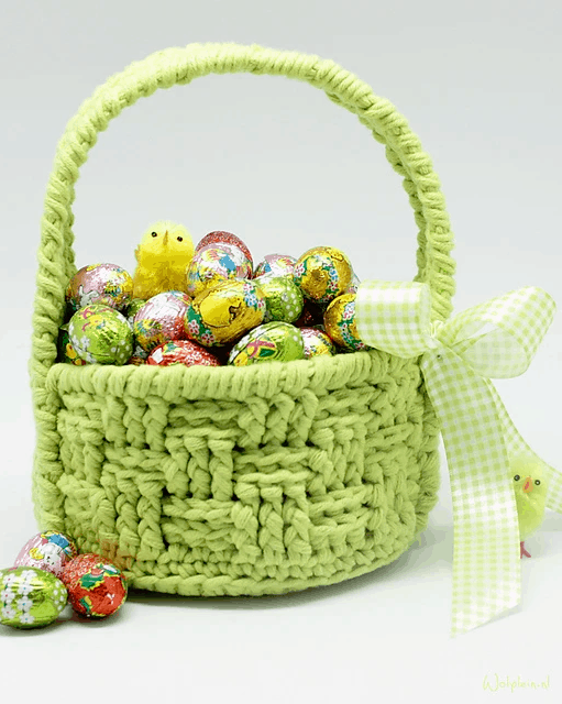 Free Easter Basket patterns