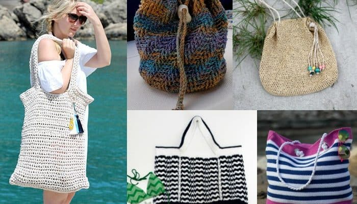 Beach Bag Crochet Pattern Roundup