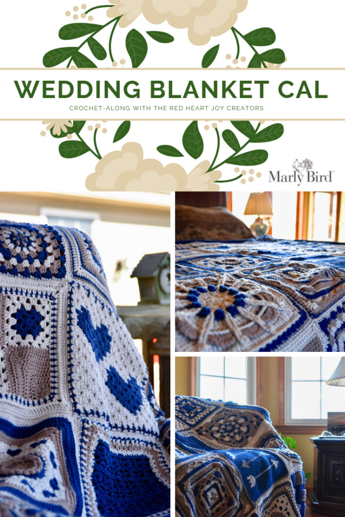 Wedding Blanket Crochet Along