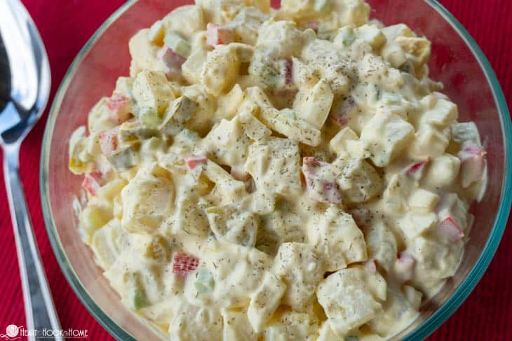 Pickle Potato Salad