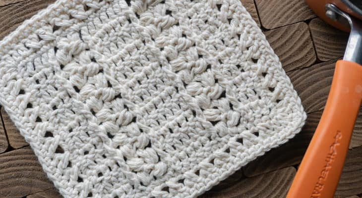 Trivet crochet pattern