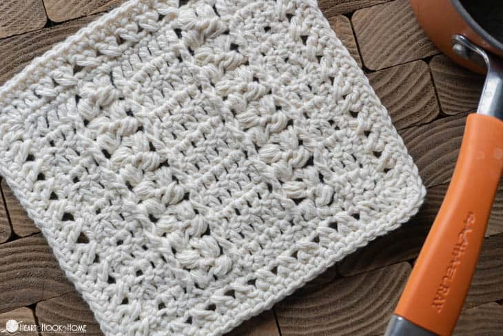 Tasteful Trivet Crochet Pattern