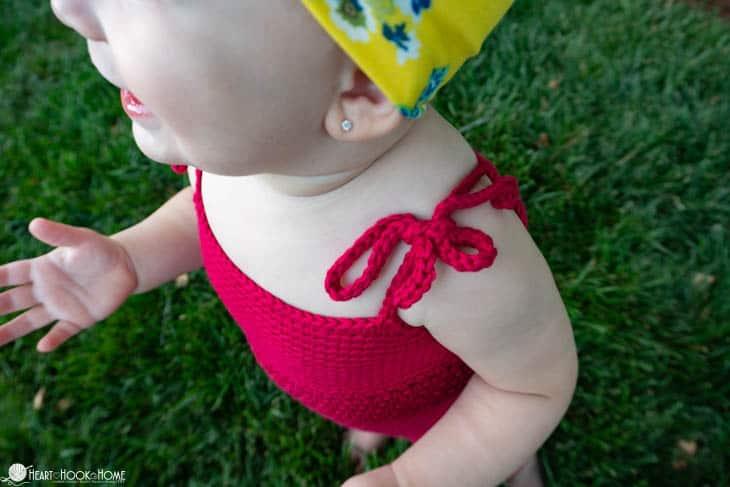 adorable romper pattern