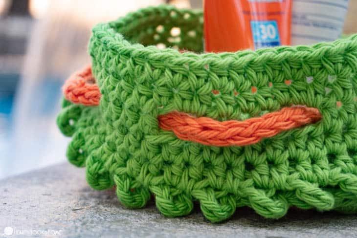 Lake Bag Crochet Pattern