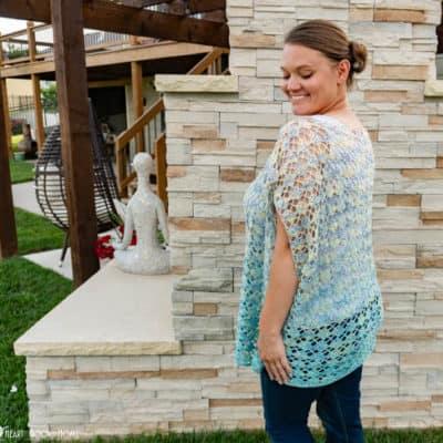 Tunic Crochet Pattern