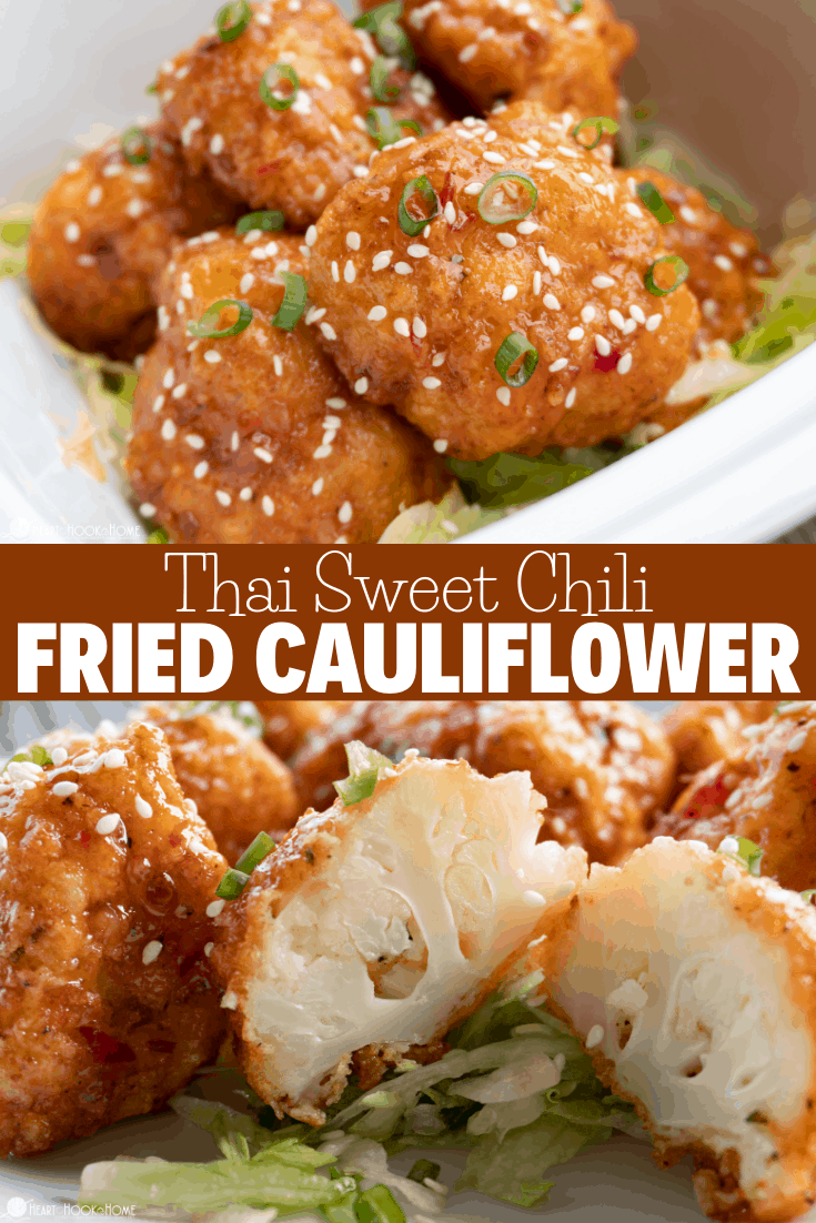 Fried Cauliflower Recipe