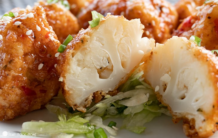 Thai Fried Cauliflower Recipe