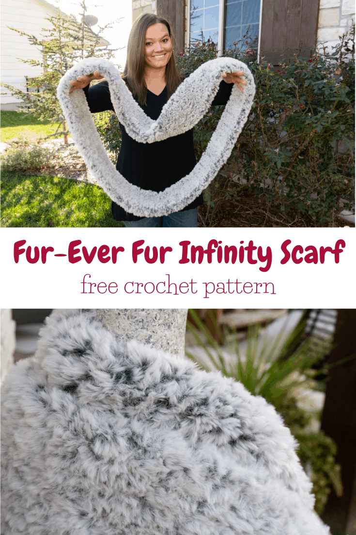 Fur-Ever Fur Infinity Scarf