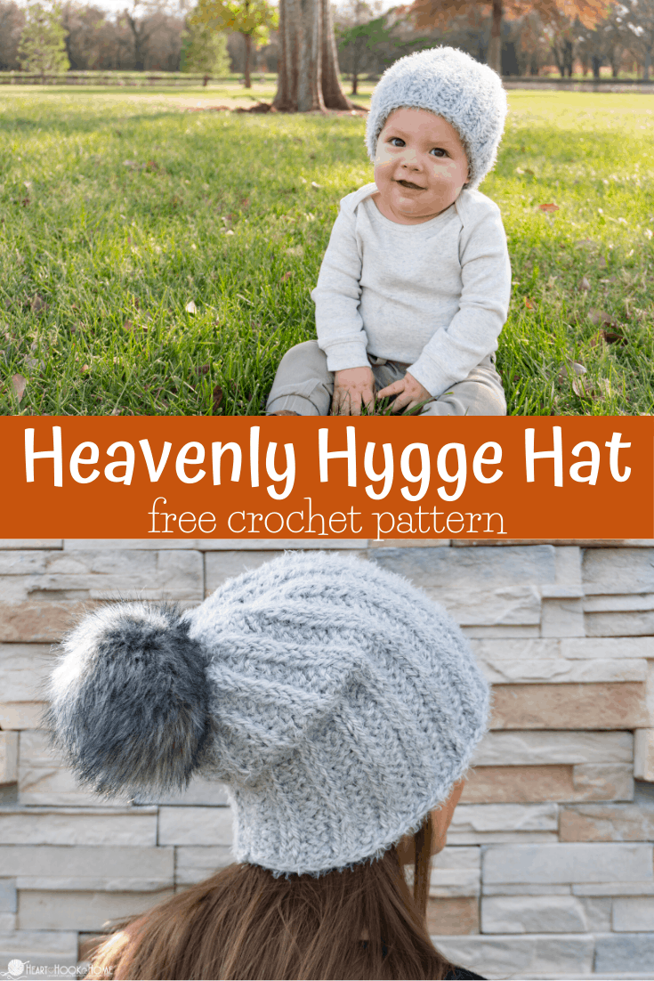 Heavenly Hygge Hat Crochet Pattern