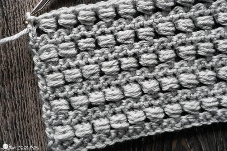 Bead Stitch Crochet Tutorial
