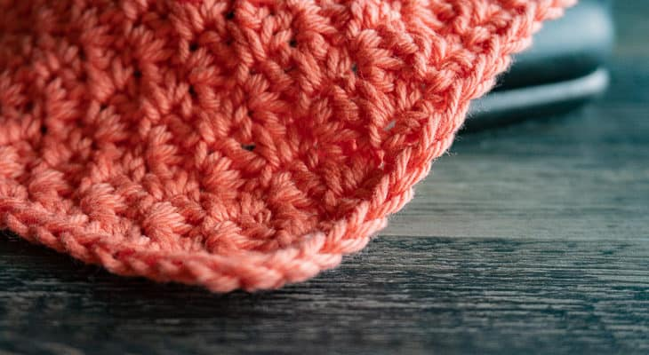Ticket Cloth Crochet pattern